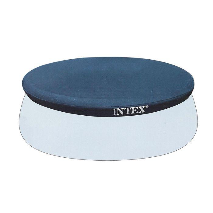 Тент на бассейн Easy Set, d= 396 см 28026 INTEX