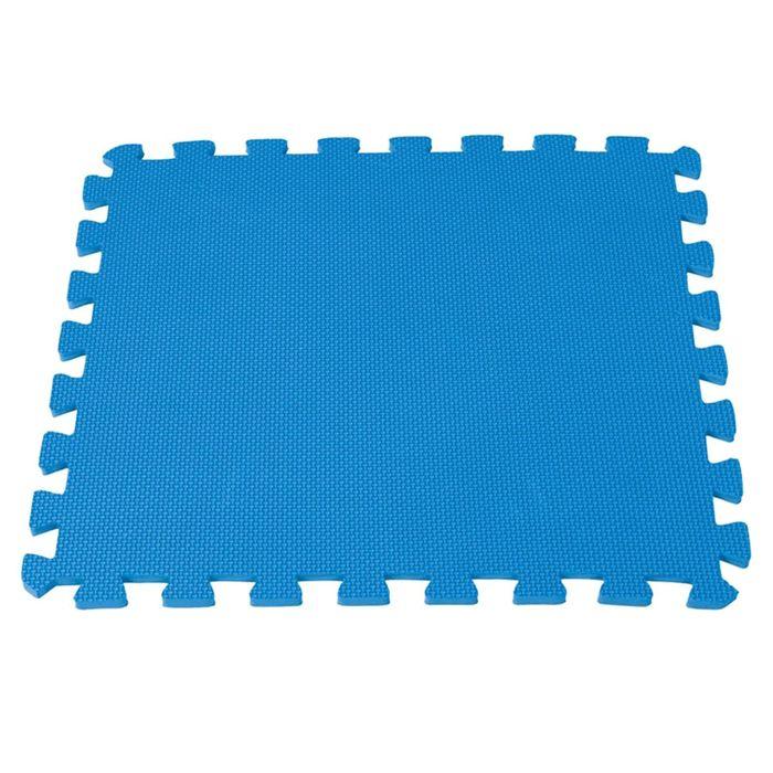 Подстилка для бассейна, 50х50х8 см, 8 деталей 29081 INTEX