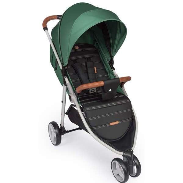 Коляска прогулочная Happy Baby Ultima V2 (Green)