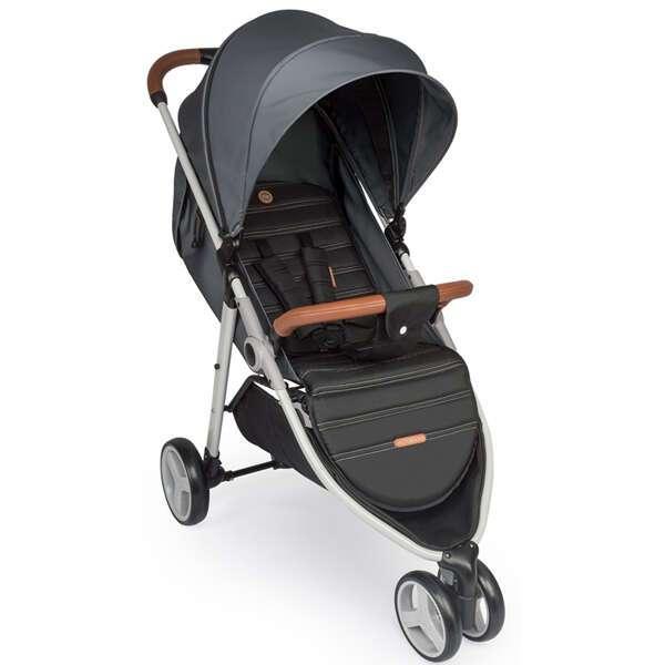 Коляска прогулочная Happy Baby Ultima V2 (Grey)