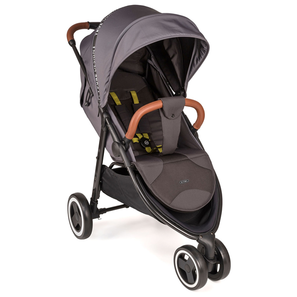 Коляска прогулочная Happy Baby Ultima V3 Grey