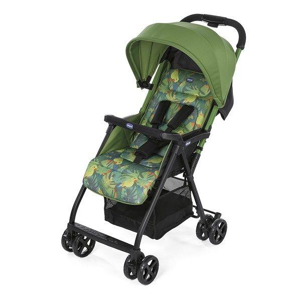 Прогулочная коляска Chicco Ohlala Tropical Jungle Зеленый