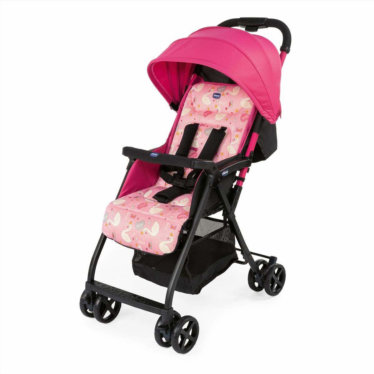 Прогулочная коляска Chicco Ohlala 2 Pink Swan Розовый