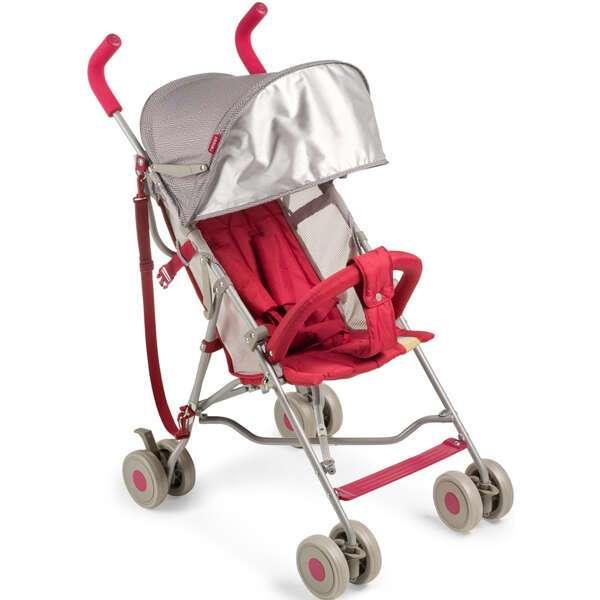 Коляска прогулочная Happy Baby Twiggy (Red)