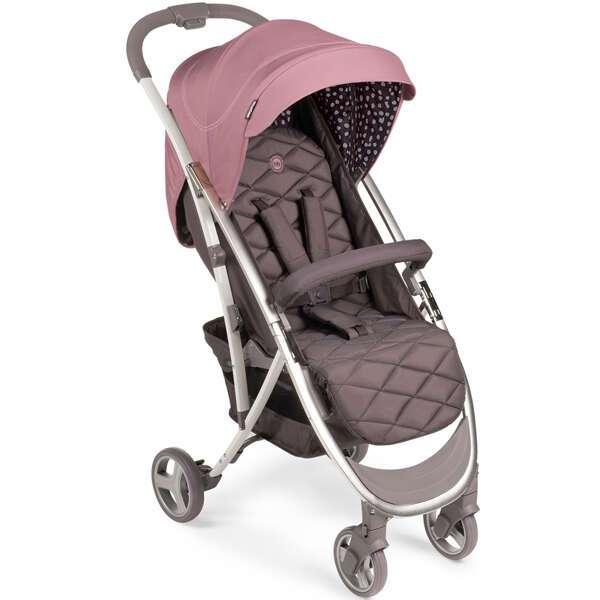 Коляска прогулочная Happy Baby Eleganza V2 (Pink)