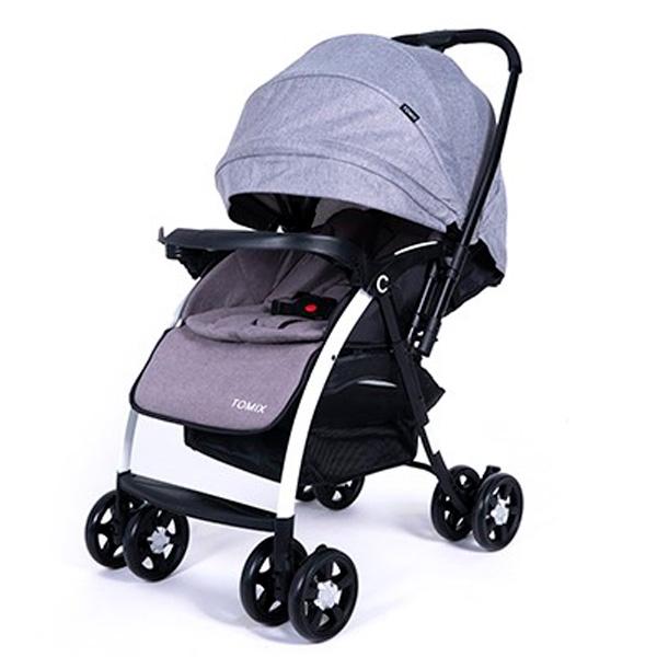 Прогулочная коляска Tomix Carry (HP-712ZG) Grey