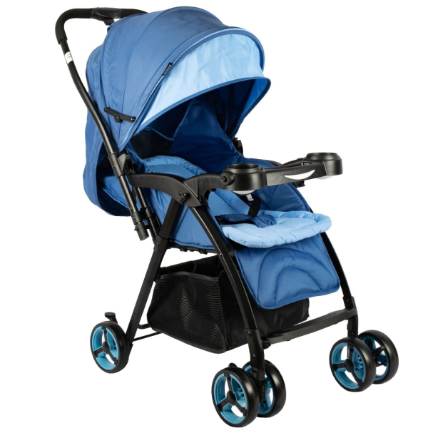 Прогулочная коляска Tomix Cosy HP-712TY Blue
