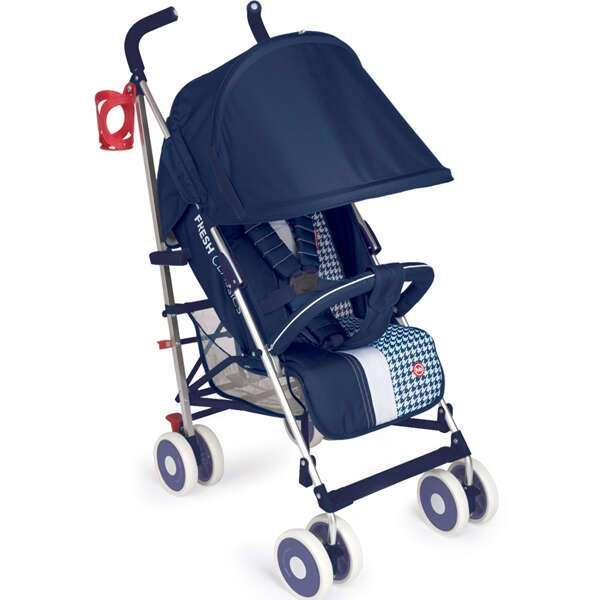 Коляска прогулочная Happy Baby Cindy (Dark blue)