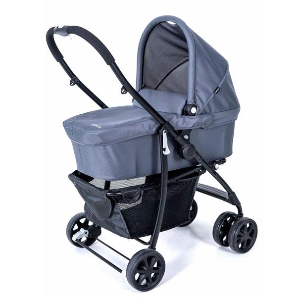 Коляска детская 3 в 1 Tomix  City группа (HP-716) Grey