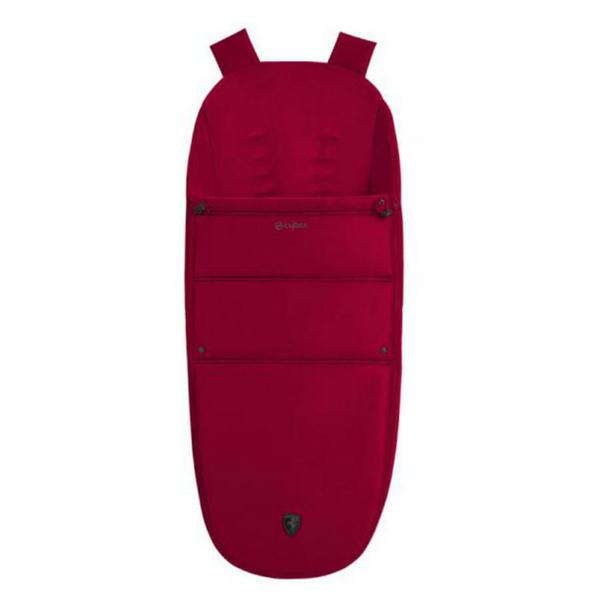 Накидка для ног для коляски Cybex FE Ferrari Racing Red