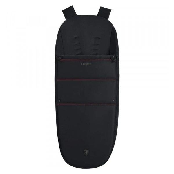 Накидка для ног для коляски Cybex FE Ferrari Victory Black