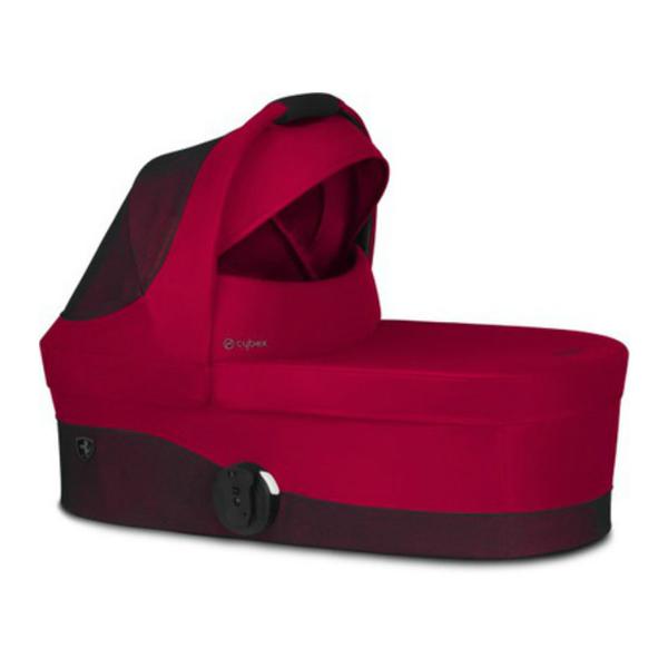 Спальный блок для коляски Cybex Carry Cot S FE Ferrari Racing red