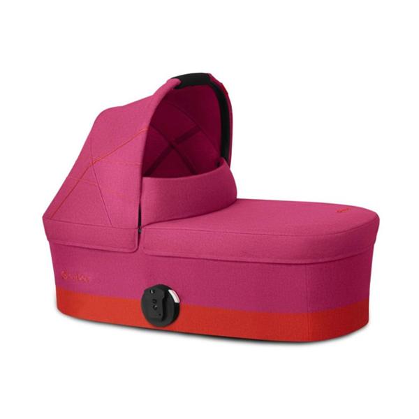 Спальный блок для коляски Cybex Balios S Fancy Pink роз.