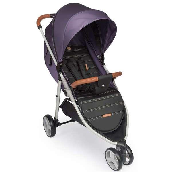 Коляска прогулочная Happy Baby Ultima V2 (Violet)