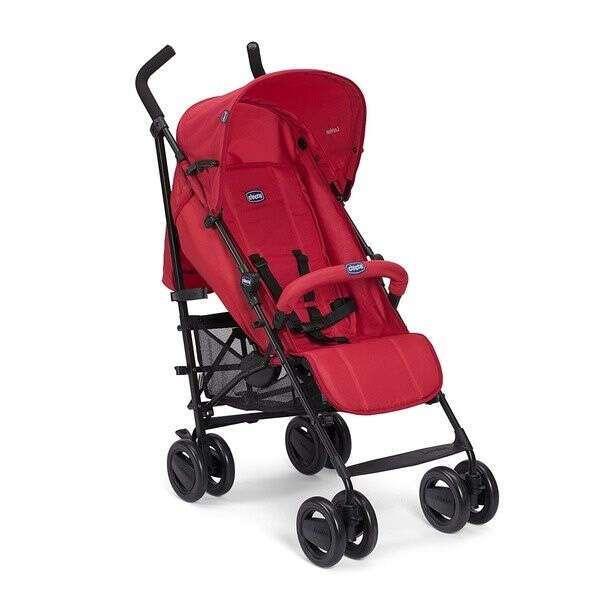 Прогулочная коляска Chicco London Red Passion красн.