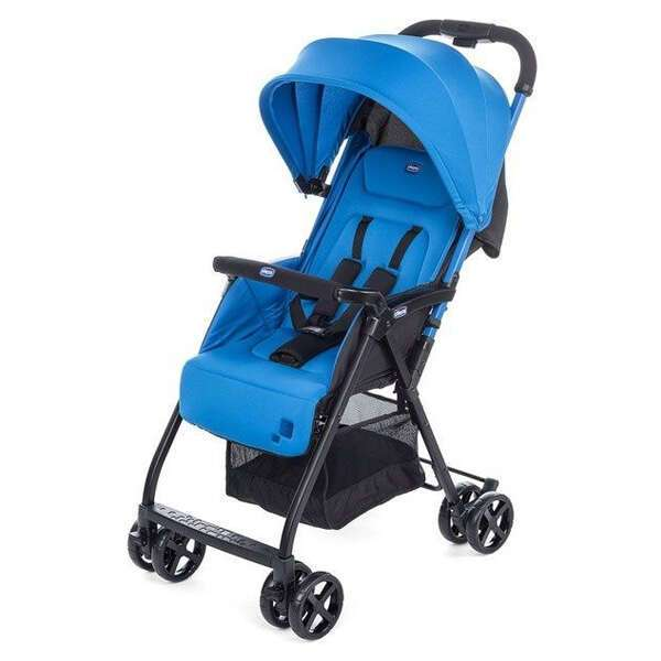 Прогулочная коляска Chicco Ohlala 2 Power Blue син.