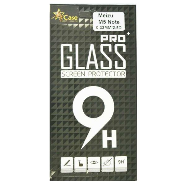 Защитное стекло A-case для Meizu M5 Note