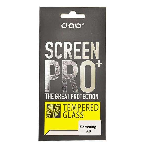 Защитное стекло прозрачное Samsung J6 plus DUB