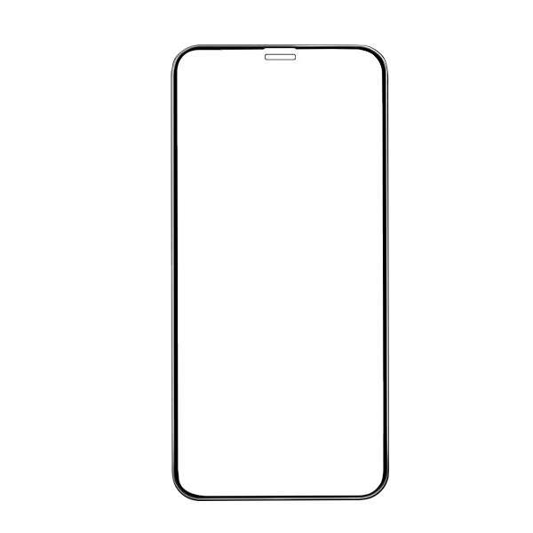 Защитное 3D стекло Hoco A8 для iPhoneXS Max