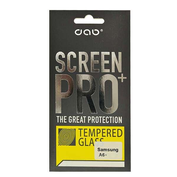 Защитное стекло Dub для Samsung Galaxy A6 Plus