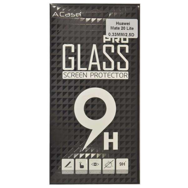 Защитное стекло A-case для Huawei Mate 20 Lite