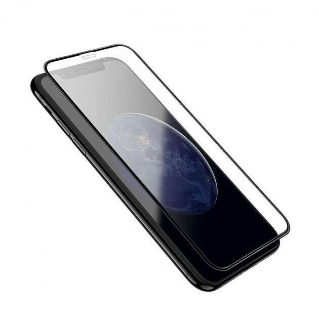 Защитное стекло Nano 3D Hoco А12 для iPhoneX/XS