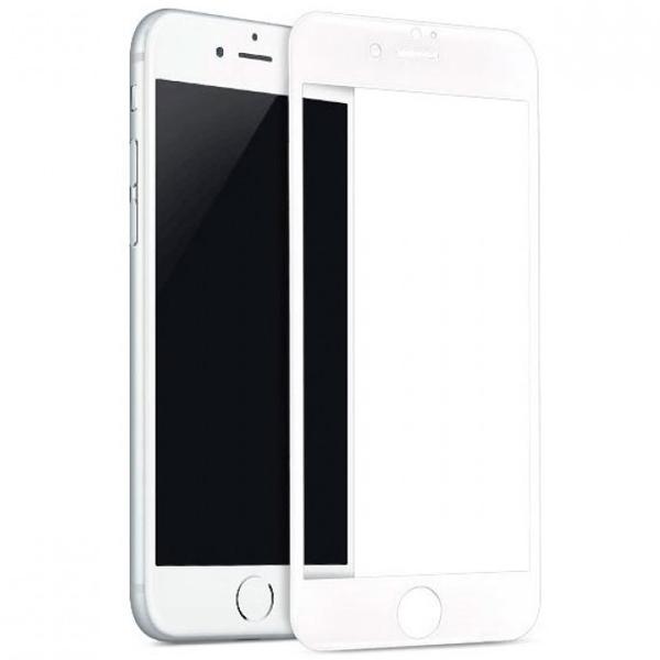Защитное стекло Hoco для iPhone 7/8 White