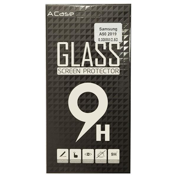 Защитное стекло A-case для Samsung Galaxy A50
