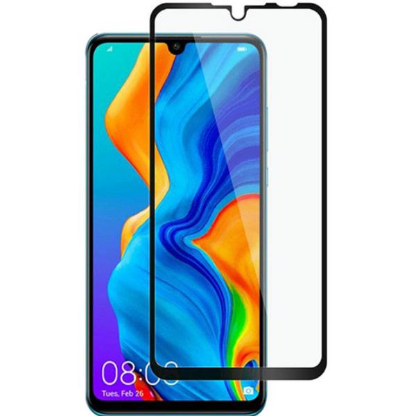 Защитное стекло A-case для Huawei P30 Lite