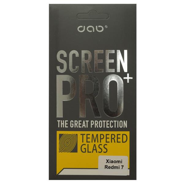 Защитное стекло для Xiaomi Redmi 7 DAB прозрачное