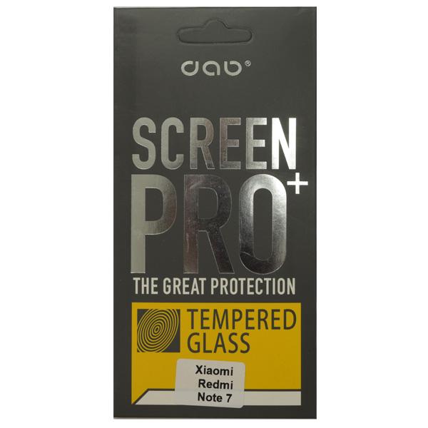 Защитное стекло для Xiaomi Redmi Note 7 DAB прозрачное