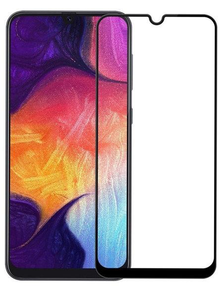 Защитное 3D стекло A-Case для Samsung Galaxy A50