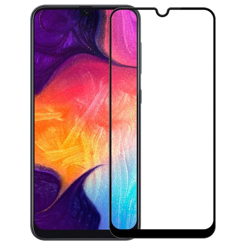 Защитное 3D стекло A-Case для Samsung Galaxy A10