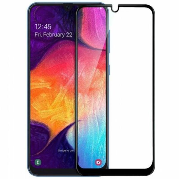 Защитное 3D стекло A-Case для Samsung Galaxy A30S