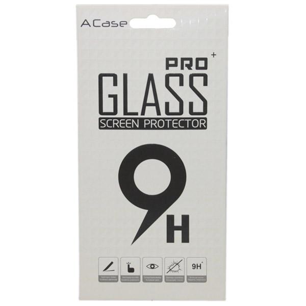 Защитное 3D стекло A-Case для iPhone 11