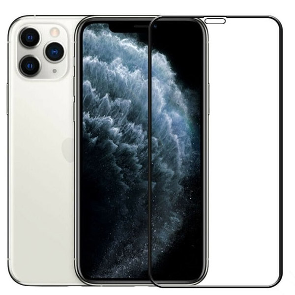 Защитное 3D стекло A-Case для iPhone 11 Pro