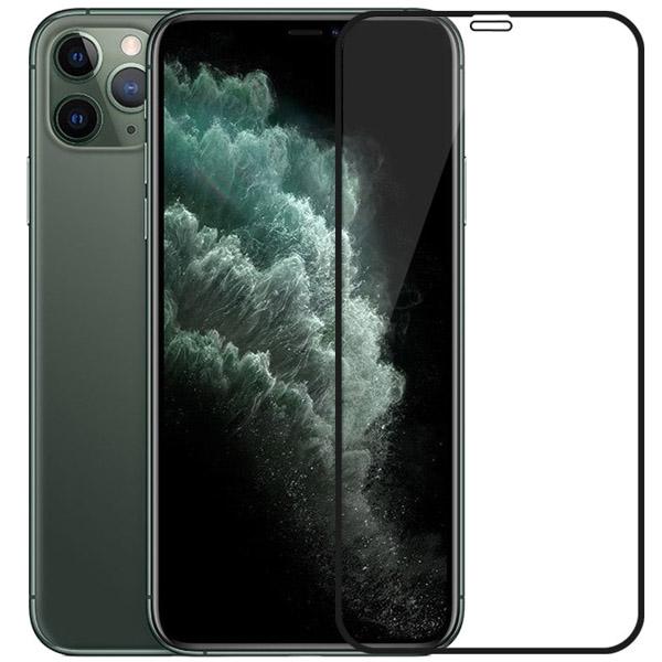 Защитное 3D стекло A-Case для iPhone 11 Pro Max