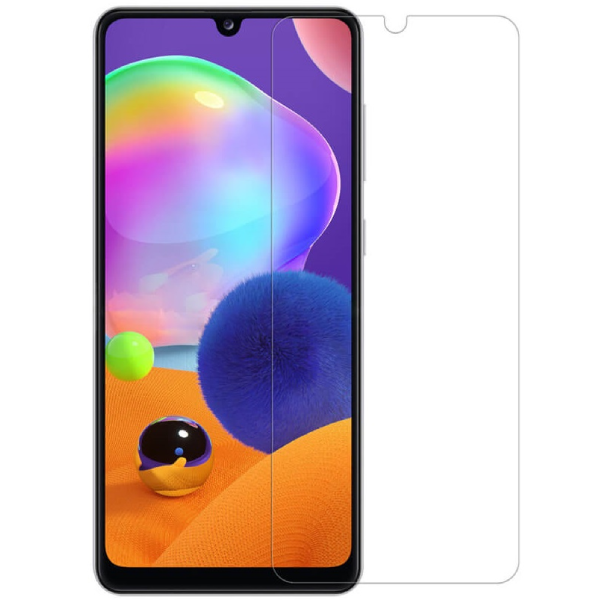 Защитное стекло A-Case для Samsung A31