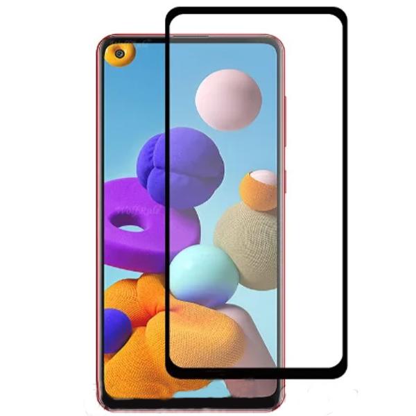 Защитное стекло A-Case для Samsung A21s