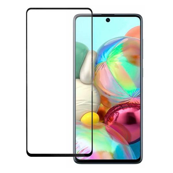 Защитное 3D стекло A-Case для Samsung A71