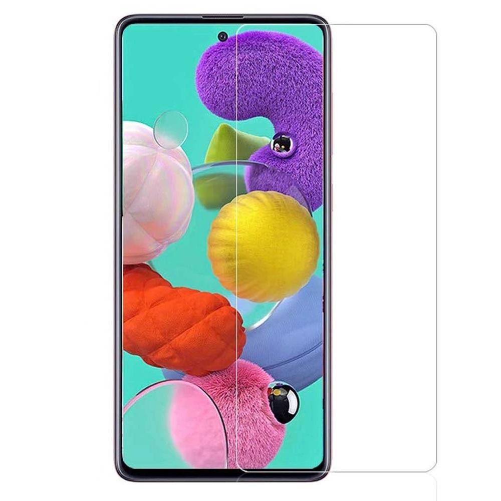 Защитное стекло A-Case для Samsung A71