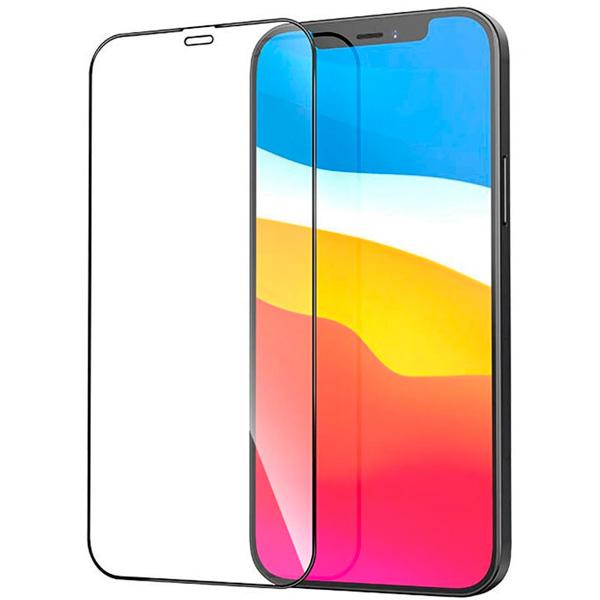 Защитное 3D стекло A-Case для iPhone 12 Mini