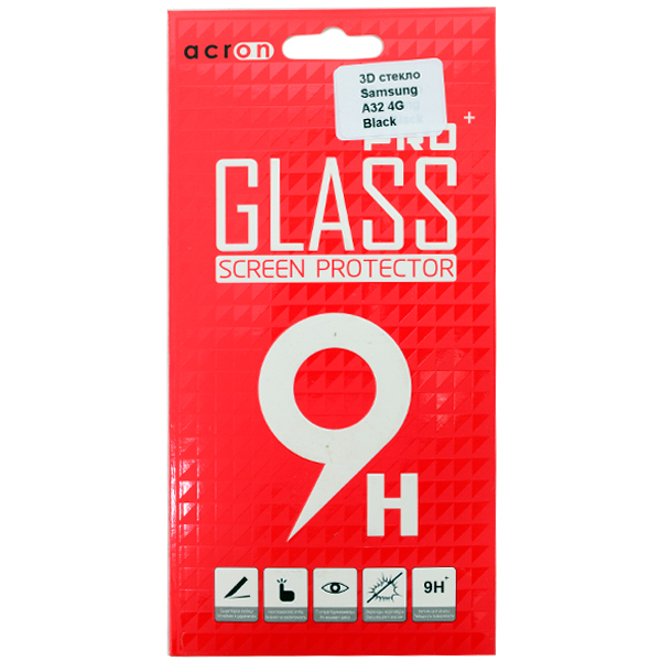 3D стекло Acron для Samsung Galaxy A32 4G