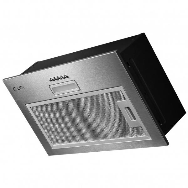 Кухонная вытяжка Lex GS BLOC LIGHT 600 INOX купить в ...