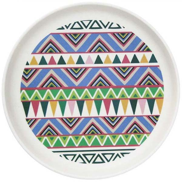 Тарелка Tommy Lise Ethnic Festive 701206)