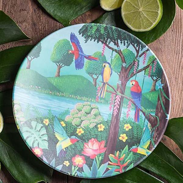 Тарелка Tommy Lise Bird Paradise (701210)