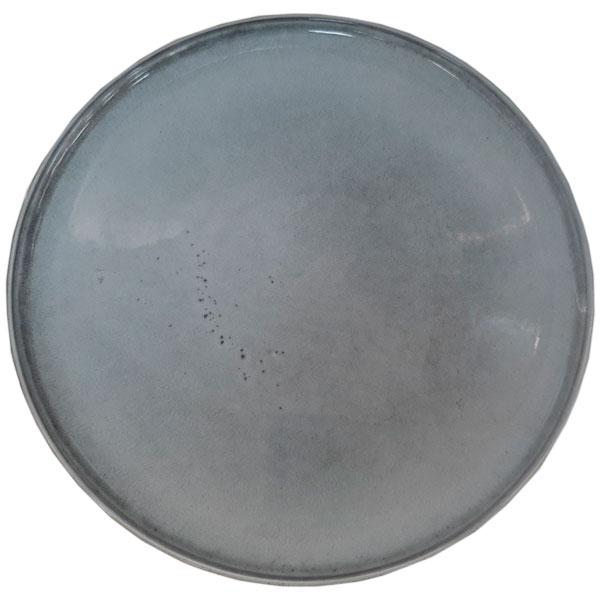 Тарелка Qian Shuenn Enterprise Olimpic 26,5 см Grey (200120)