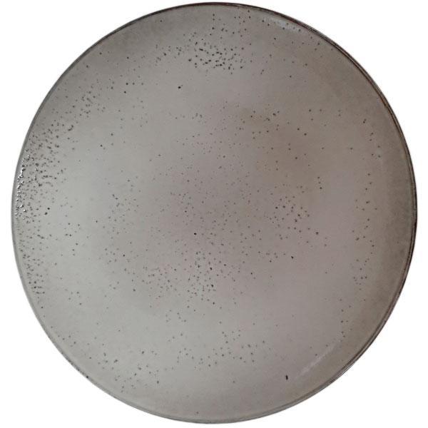 Тарелка Qian Shuenn Enterprise Olimpic Stone 27 см (200129)