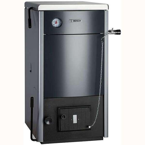 Твердотопливный котел Bosch  Solid 2000 SFU 27