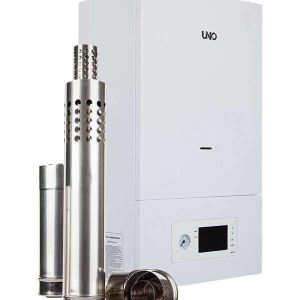 Газовый котёл UNO Piro 24 кВт